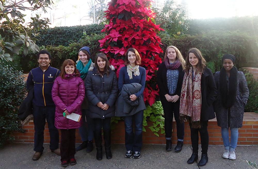 MSP15 at Matthaei Botanical Garden web