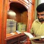 Beberapa Keadaan Saat Membaca Al Qur'an