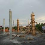 Pembangunan Asrama Lantai 2