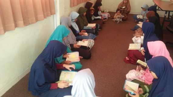 Mukhoyyam Al-Qur'an Akhwat