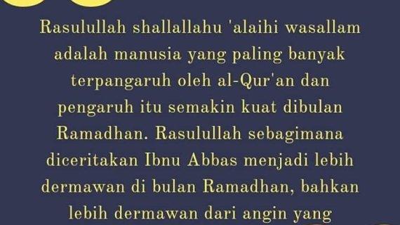 Manusia Paling terpengaruh dengan Al Quran