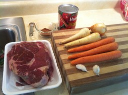 slow cooker ingredients