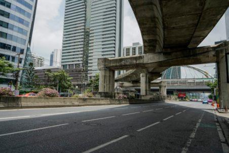 Infrastracture in Bangkok