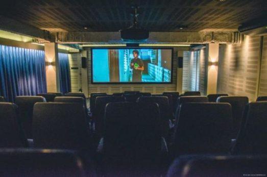 Indie films cinema empty theatre