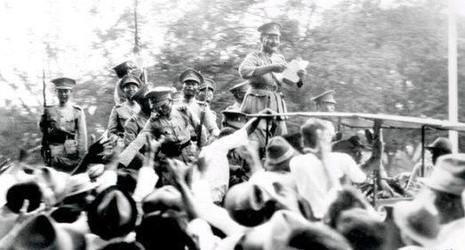 Siamese Revolution in 1932