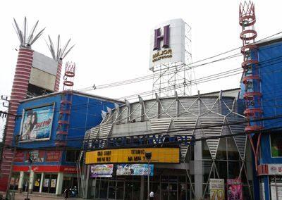 old cinema in pak kret Thailand