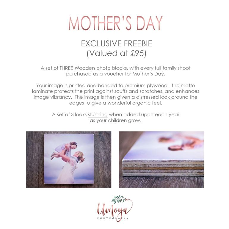Mothers Day Offer 2019