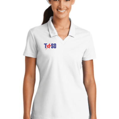 Nike Taso Embroidered Women's Volleyball Polo