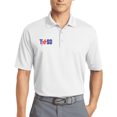 Nike TASO Embroidered Men's Volleyball Polo