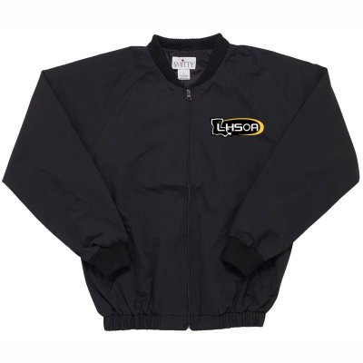 Smitty's Official Basketball Jacket with LHSOA Logo