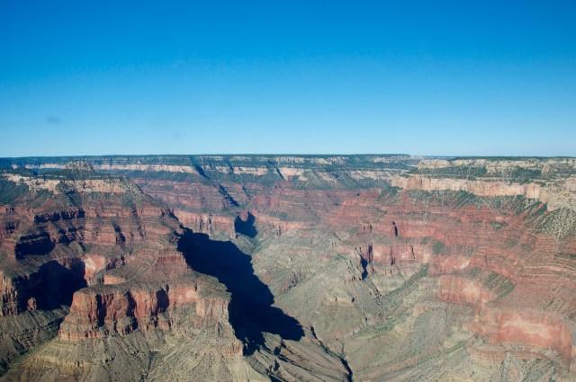 O Grand Canyon - Um dos principais destinos da viagem.
