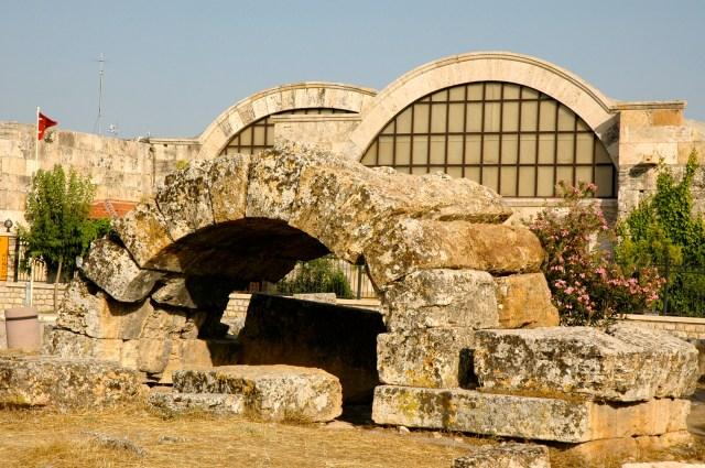 Ruínas de Hierápolis