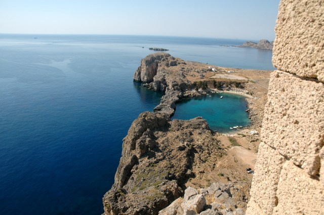 Ilha de Rodes no Dodecaneso