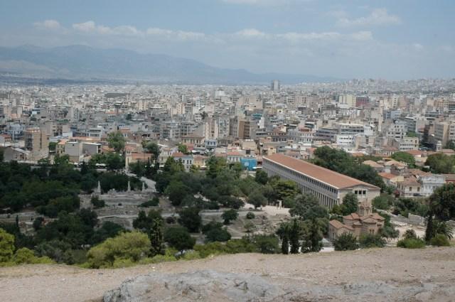 Atenas - A capital da Grécia