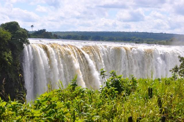 A maravilhosa Victoria Falls