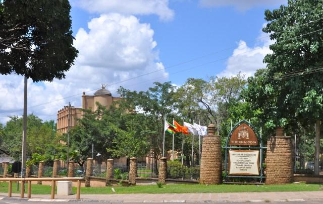 O Hotel The Kingdom Victoria Falls