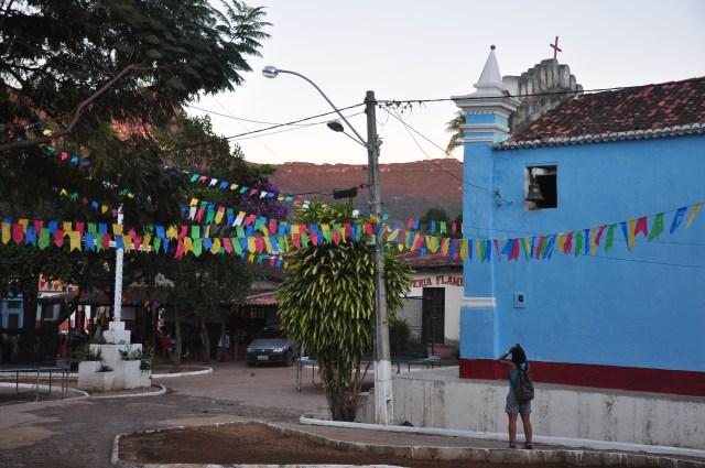 A bucólica Vila do Capão.