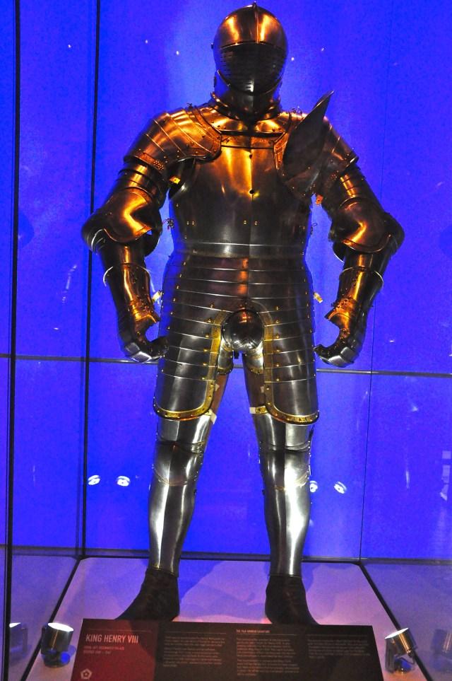 Armadura de Henrique VIII