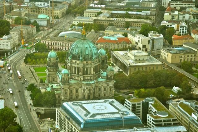 A Ilha dos Museus de Berlim