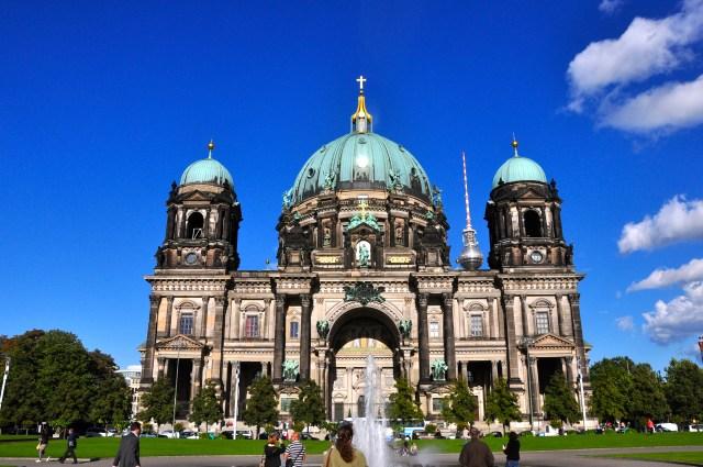A Catedral do Berlim