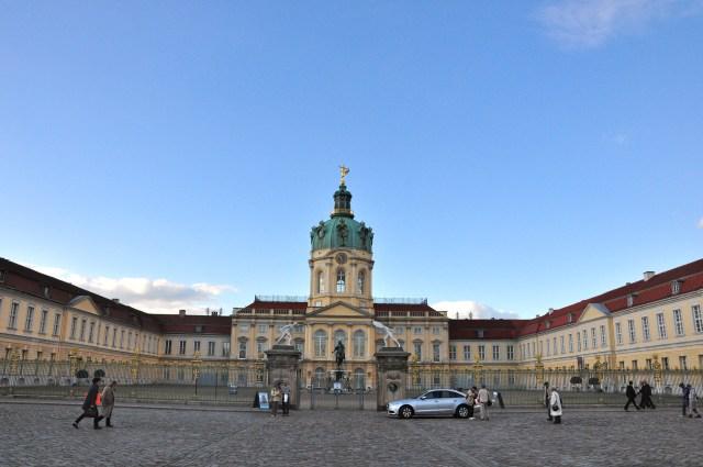 O Palácio Charlottenburg