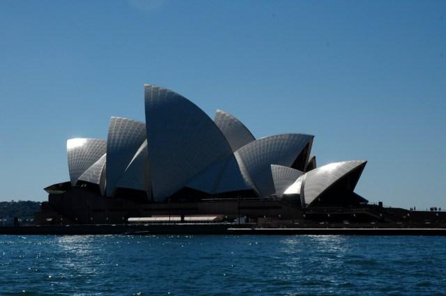 A Ópera house de Sydney