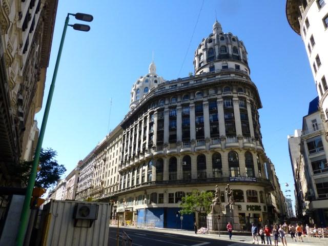 Detalhe urbano de Buenos Aires