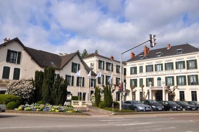 Hotel de La Poste em Beaune