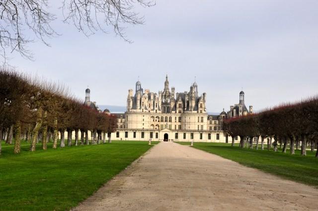 O maravilhoso Palácio de Chambord