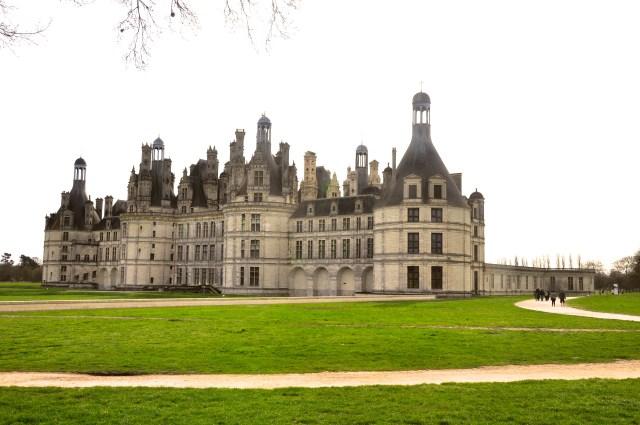 O Castelo de Caça de Francisco I