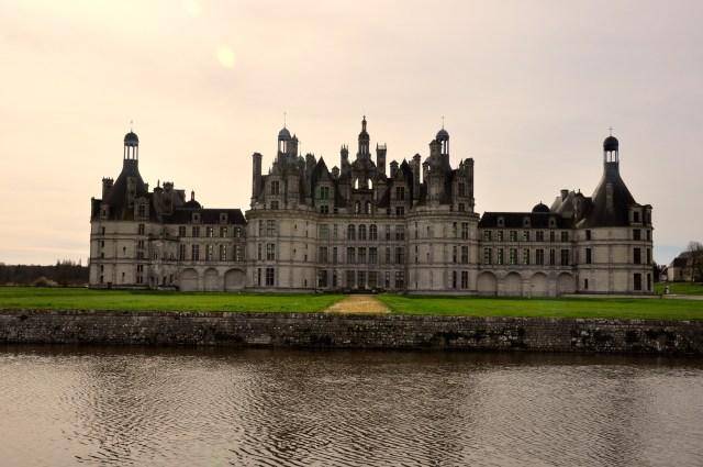 O Palácio de Chambord