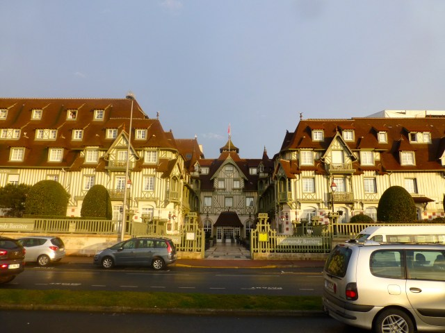 Hotel Cassino Normandy Barrière