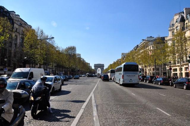 Avenida de Champs Élysées