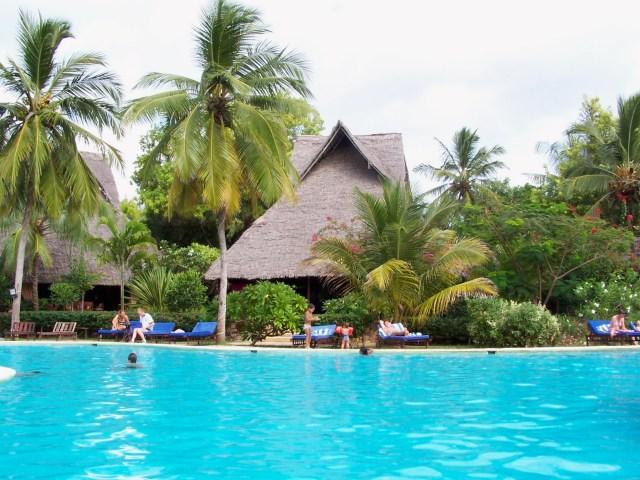 O Super Clubs Breezes de Zanzibar.