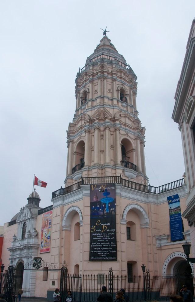 Torre do Convento de Santo Domingo
