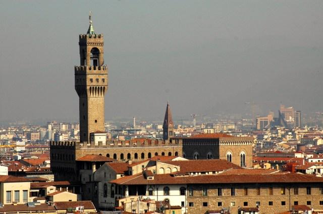 Florença é um Museu a céu aberto.