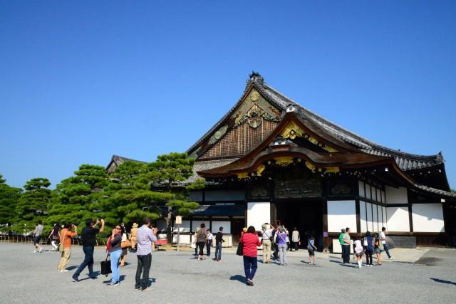 O Castelo Nijo