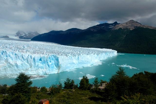 O Perito Moreno é um dos símbolos da Patagônia Argentina
