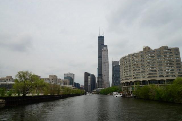 O mirante do Willis Tower é uma das principais atrações de Chicago.