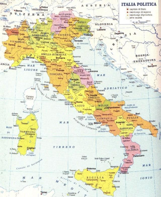 A Sicília é a maior ilha do Mediterrâneo