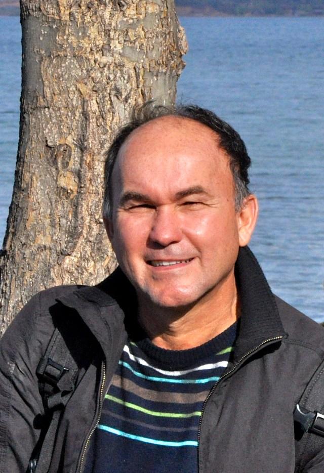 Joaquim Nery - Autor do blog Um Pouquinho de Cada Lugar.