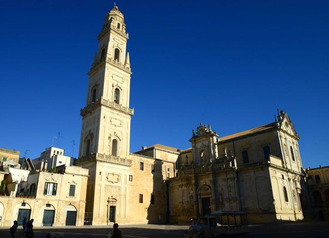 O Duomo de Lecce