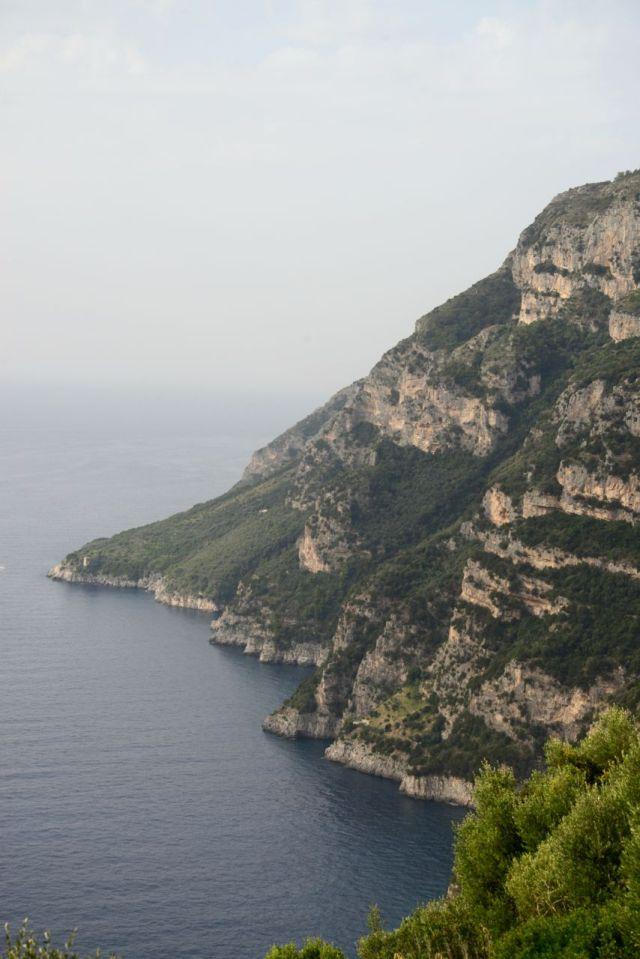 Paisagem da Costa Amalfitana