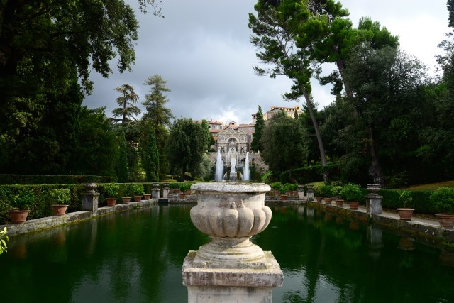 O Jardim Encantado da Villa D'Este