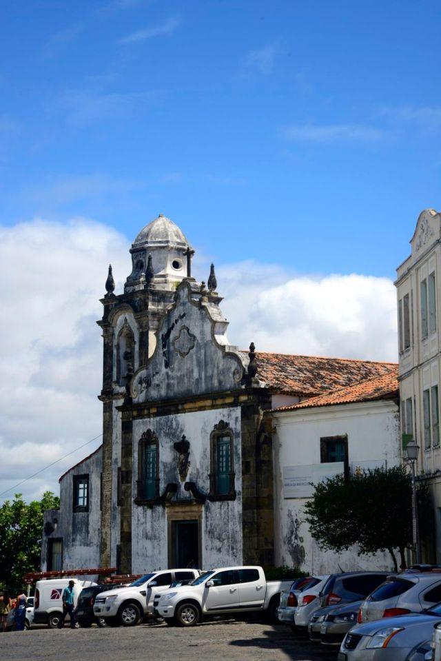 A cidade é Patrimônio Cultural da Humanidade pela UNESCO.