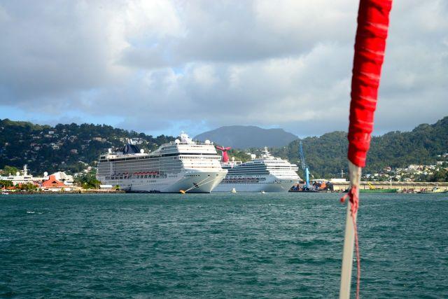 """Os americanos têm no Caribe. o seu principal destino de """"sol e mar""""."""