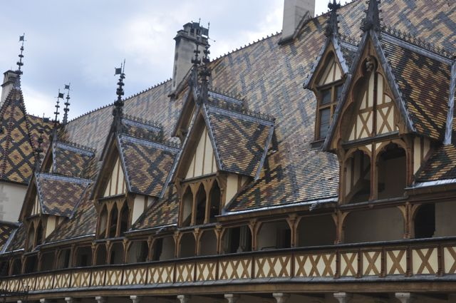 O Hospices de Beaune.
