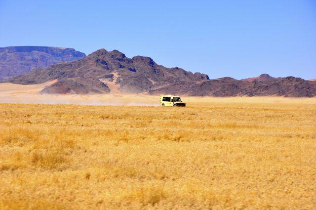 O Deserto da Namíbia