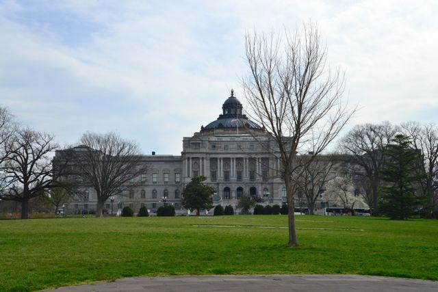 A Biblioteca do Congresso