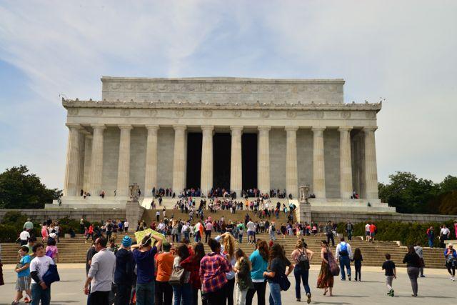 O Lincoln Memorial